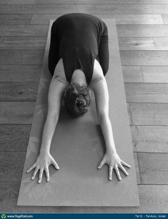 női jóga Árvai Nóra