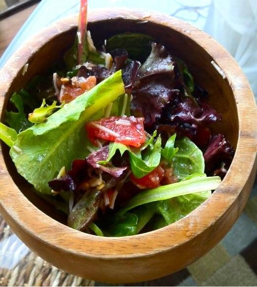 Tavaszi saláta endometriózis
