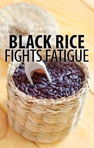 fekete rizs