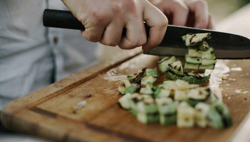 Endometriózis diétába illeszthető nyers vegán ebéd recept
