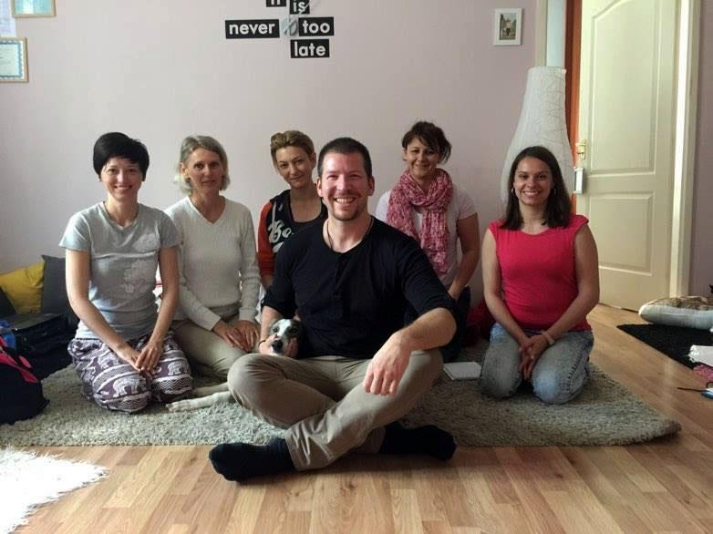 női jógaterapeuta képzés