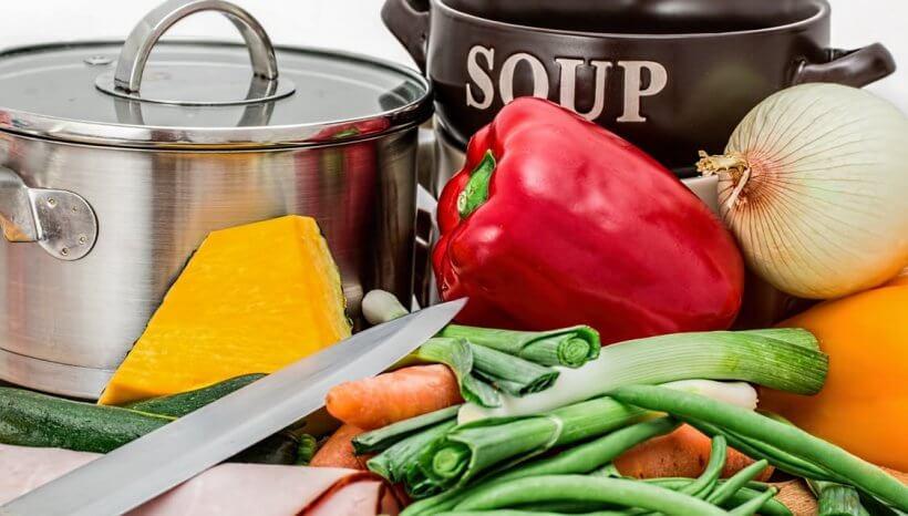 Miért pont leves? – Endometriózis diétában is