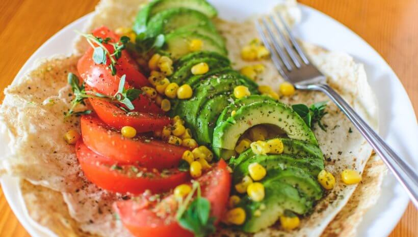 A minden napra egy saláta EndoBlog kihívás receptjei