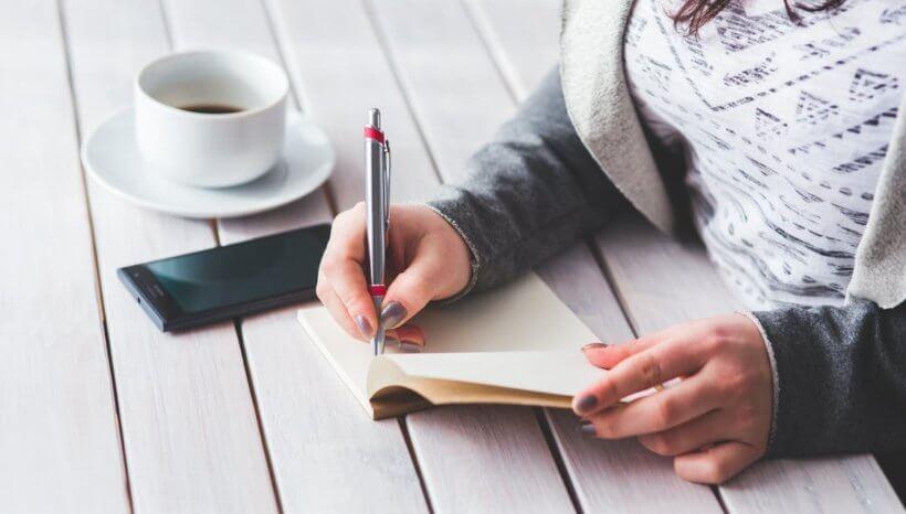 Írással a gyógyulásért- Érzelemkifejező Kreatív Írás