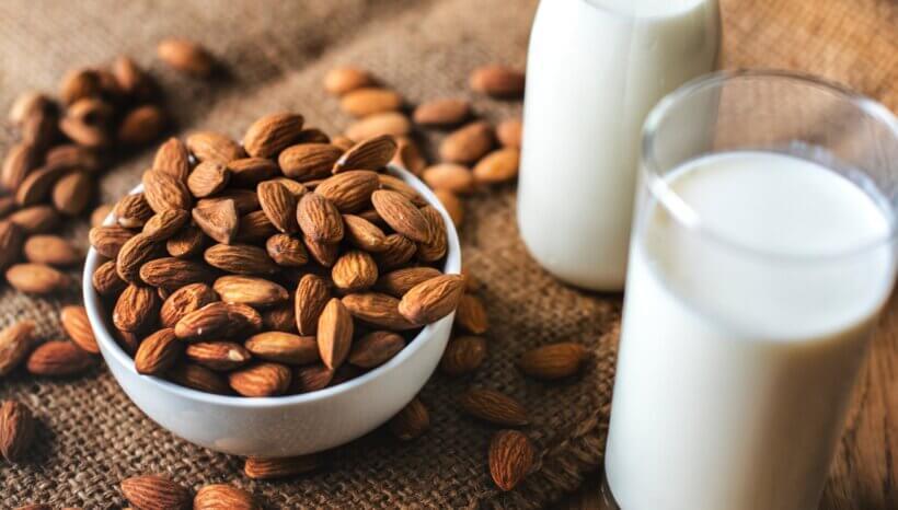 Növényi tejek endometriózis diétában