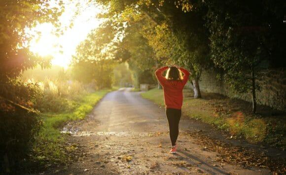 Endometriózis és futás, fájdalom futás közben