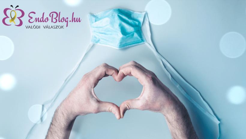Endometriózis : gyakoribb az atipikus koronavírus fertőzés?