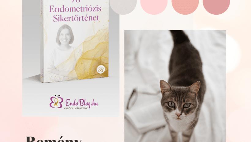 Nők, akik fityiszt mutattak az endometriózisnak